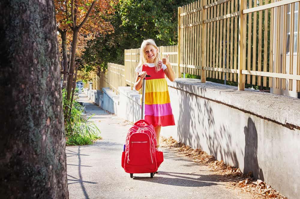 Best Girls Rolling Luggage