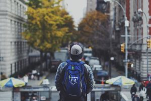 What is a Backpack Rapper?